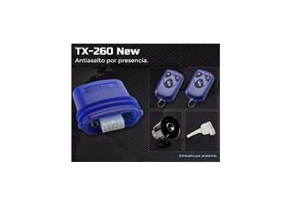 DP20 ALARMA MOTO TX-260 - Alarmas, Sistema de Alarmas