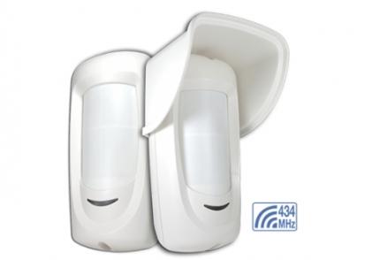 IR-1000RF  - Alarmas, Sistema de Alarmas