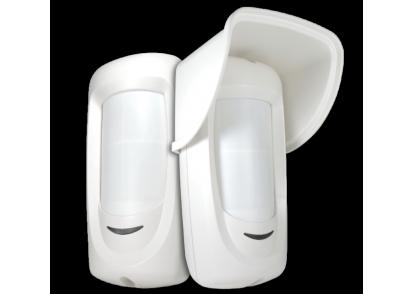 INFRAROJO EXTERIOR CABLEADO IR-1000D - Alarmas, Sistema de Alarmas