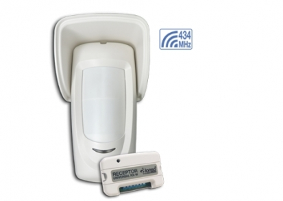 IR-1000W  - Alarmas, Sistema de Alarmas
