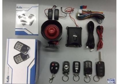 KUBE ALARMA AUTO KB-600/KB-700/KB-703 - Alarmas, Sistema de Alarmas
