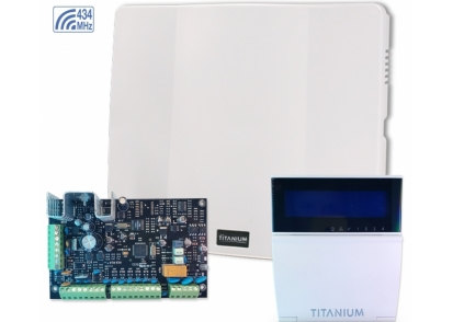 PC-732T-C-LCDRF - Alarmas, Sistema de Alarmas