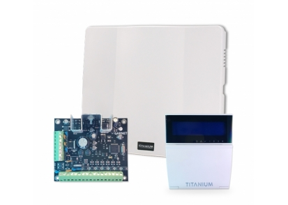 PC-732T-LCD - Alarmas, Sistema de Alarmas