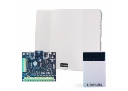 PC-732T-LED - Alarmas, Sistema de Alarmas